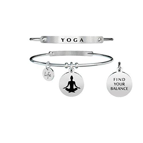 BRACCIALE KIDULT 731284 Yoga Equilibrio - Collezione Spirituality