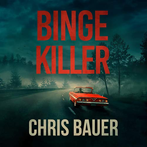 Binge Killer audiobook cover art