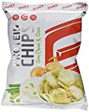 Got7 Nutrition Crema Agria Alta en Proteínas y Chips de Cebolla 50 g