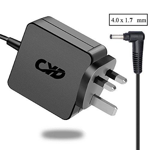 CYD 65W PowerFast Replacement for Laptop-Charger Lenovo-Yoga 310 510 710 720-12IKB PA1450-55LN B50-10 B50-50 B50-80 IdeaPad 100-14IBY 110S-11IBR Chromebook N22 N23 Flex 4 5 14 Universal AC-Adapter