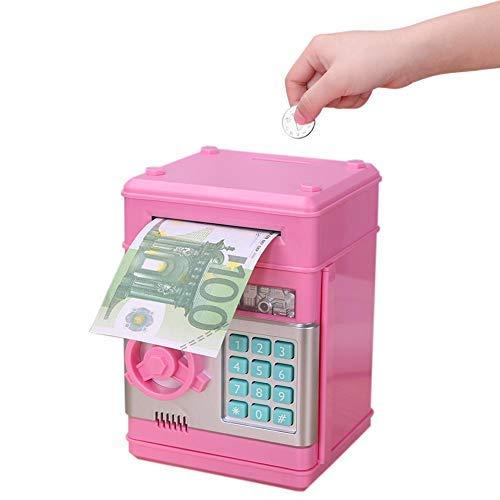 Hucha electrónica automática Cajero automático