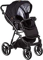 Baby Merc Travel sistem Bebek Arabası La Rosa Black, Siyah