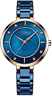 Curren Dress Watch For Women Analog Stainless Steel - C9051L-2