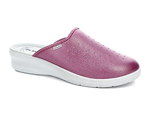 inblu Pantofole Ciabatte SANITARIE Donna MOD. 50-33 Azalea(38UE)