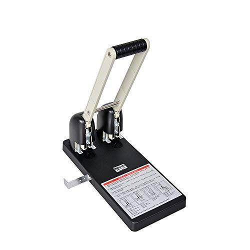 Cxraiy-HO Taladros Y Perforadoras de Papel Máquina Perforadora Manual de 2 Orificios Máquina Perforadora (Perforación de 150 páginas) Perforador