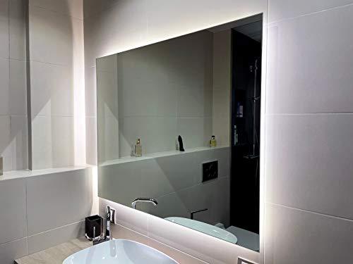 Espejos De Baño Con Luz Led Y Bluetooth espejos de baño  Marca Desconocido