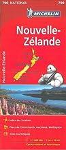 Mapa National NUEVA ZELANDA