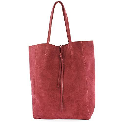 modamoda de - T163 – Ital. Shopper Large avec poche...