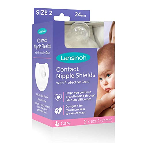 Product Image of the Lansinoh Nipple Shield