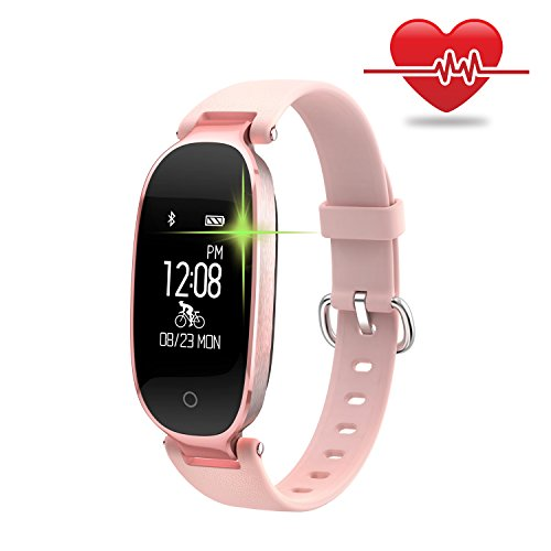 WOWGO Fitness Tracker Women, Smart Watch Bracelet,...