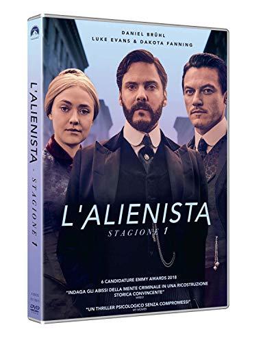 L'Alienista Stg.1 (Box 4 Dv)