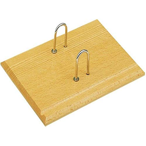 Safetool 4900.01 - Base para bloque efemérida (madera)