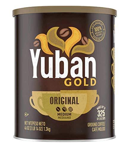 Yuban Coffee, Original, Medium Roast, 46 Ounce