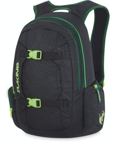 Dakine Rucksack Mission, hood, One size, 25 liters, 8100610