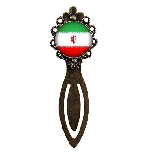 Xubu Bladwijzers voor Lezen Liefhebbers,Iraanse Vlag Bladwijzers,Nationale Vlag Bladwijzers