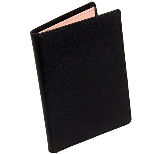 Osgoode Marley Mens Leather RFID Passport Wallet