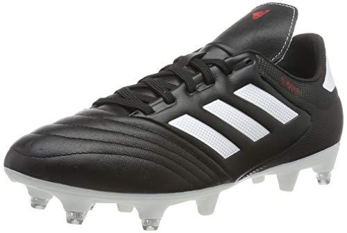 Adidas Copa 17.3 SG, Zapatillas de Fútbol Hombre, Negro (Black Cp9717), 40 EU