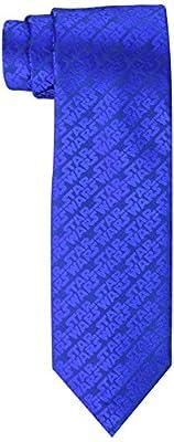 Star Wars Men's Episode 4 All Over Logo Tie, Blue, One Size