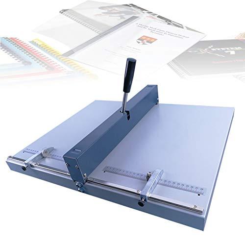 """EnweLampi A4 Papier Creasing Maschine Nutmaschine, Einstellbare Karte Falzmaschine Mit 6 Rutschfesten Stützen (14"""" 350Mm)"""