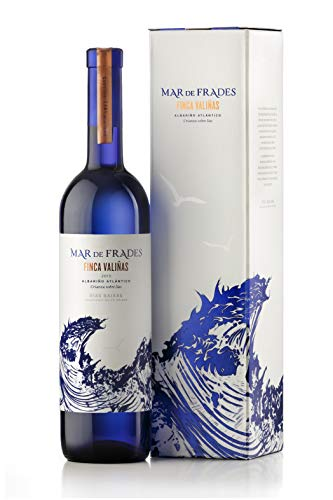 Mar de Frades Finca Valiñas Vino Blanco Albariño 100% - 750 ml