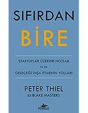 Sıfırdan Bire (Ciltli): Startuplar Üzerine Notlar ya da Geleceği İnşa Etmenin Yolları