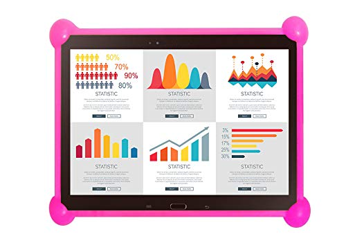 Antber Funda Tablet 8 Silicona Universal Valida Todas