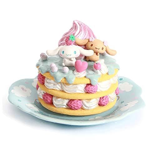 Hong Yi Fei-shop Schöne Spieluhren Kinder-Musik-Box Kleiner Kuchen Form Uhrwerk Antrieb Spieluhr Melody Geburtstagsgeschenk Spieluhr