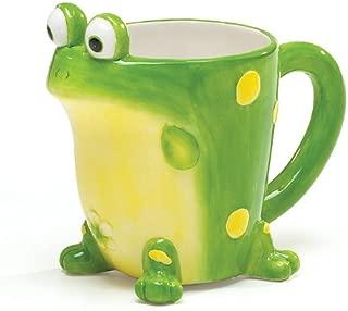 Toby The Toad Frog Coffee Mug Adorable Mug With Gift Box