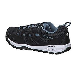 Columbia Women's Vapor Vent Hiking Shoe, Black/Dark Mirage, 7.5 B US