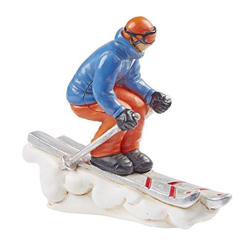 Skifahrer 9,5 cm