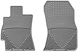 WeatherTech Trim to Fit Front Rubber Mats for Subaru Outback, Gray