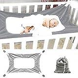 Hamaca para bebé para cuna, cama segura para recién nacido ajustable, cómoda,...