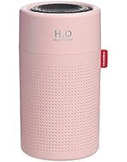 Luchtbevochtiger, Aroma Diffuser 750 ml Richgv Humidifier BPA-vrij Ultrasone Vernevelaar Bevochtiger Geluidsarm, Ideaal Voor Baby en Kantoor