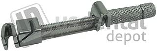 BUFFALO Matrix Retainers- Tofflemire Mini screw Type contra Angle- (Adult Size) [ disposable mmatrix system & strips onmi-matrix ] 009-61150 Us Dental Depot