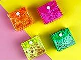 Origami Colorati Paper,Tangger 240 PCS Carta Artigianale DIY Paper Origami a Doppia Faccia per Bambini per Fare Mestieri o Regali