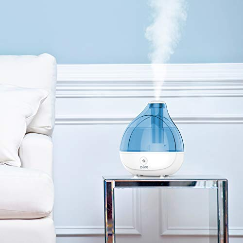 Pure Enrichment MistAire Ultrasonic Cool Mist Humidifier - Premium...