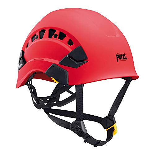 Petzl Unisex-Adult A010CA02 Vertex Vent Helmet RED, Rot, one Size