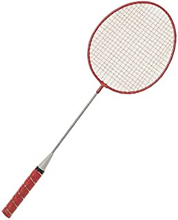 Champion Sports Champion All Steel Shaft & Frame Badminton Racket