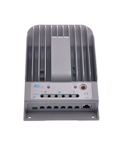 EPEVER 40A MPPT Solar Charge Controller 150V PV Input 12V 24V auto Work Orginal Tracer4215BN with Factory Warranty