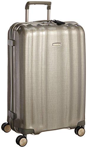 [サムソナイトブラックレーベル] CUBELITE スーツケース 96L 75.5 cm 3.6kg 82Z13004 アイボリーゴールド