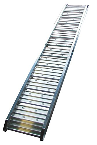 Berger + Schröter Aluminium - Verladerampe klappbar