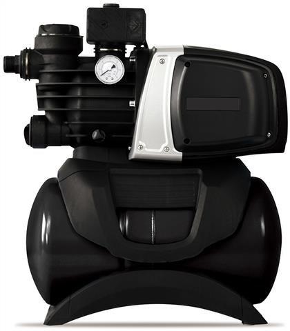 EWUAQUA iWater ecoMatic 4-50 S 3,8m³, 45m Hauswasserwerk Wasserpumpe Hauswasseranlage Automat