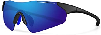 Bea.CooL Polarized Sports Sunglasses for Men,Women, Youth