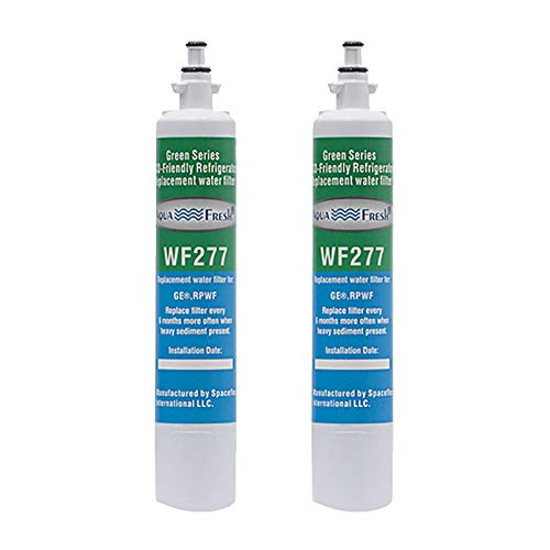 Replacement Water Filter for GE GFE26GSHSS / GFE26GSKBSS Refrigerator Models (2 Pack)