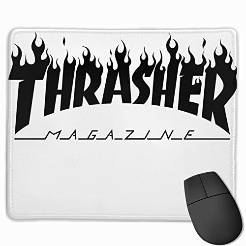 Trioepu Thra-Sher Mouse Pad Gaming Office Mouse Pad (25x30cm)