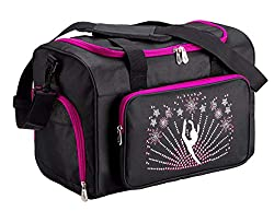 Sassi Designs Celebrate Dance Duffel Bag | CEL-01