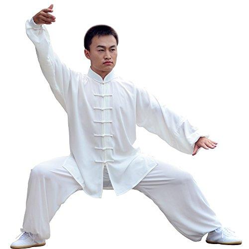 E-Bestar Unisex Kung Fu pak dames en heren Tai Chi pak Shaolin
