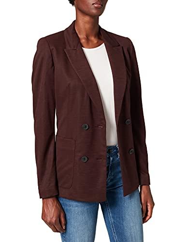 ESPRIT 071EE1G331 Blazer, 220/marrone ruggine, 38 Donna