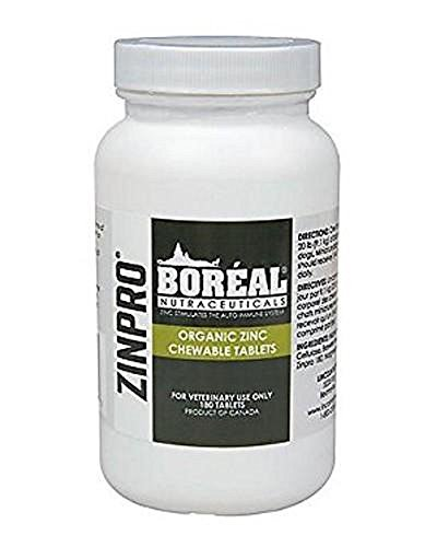 Top 10 best selling list for best zinc supplement for dogs