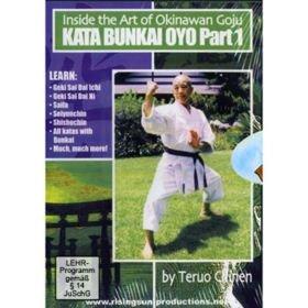 DVD DI CHINEN: GOJU RYU KARATE-DE betekenis(472)